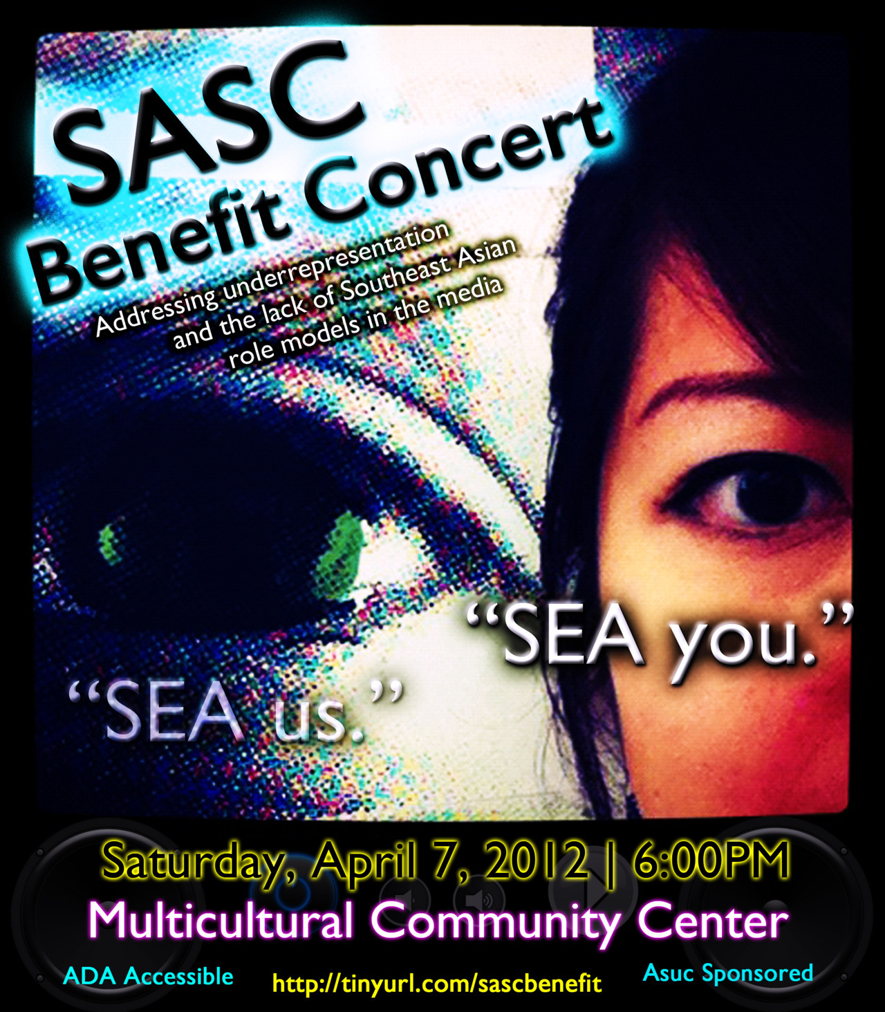 SASC Benefit Concert. Saturday, April 7, 2012. 6-10pm at UC Berkeley in the Multicultural Center. Come join this FREE night of entertainment and empowerment. Stay tuned for the performers list. For more information check out the Facebook Event Page. ___ The Green Papaya is a community blog and online forum where the Southeast Asian community may share its stories. Its goal is to provide an online space that engages the SEA community, fosters voices within that community, and also raise awareness about that community. Click here if you wish to submit a post.