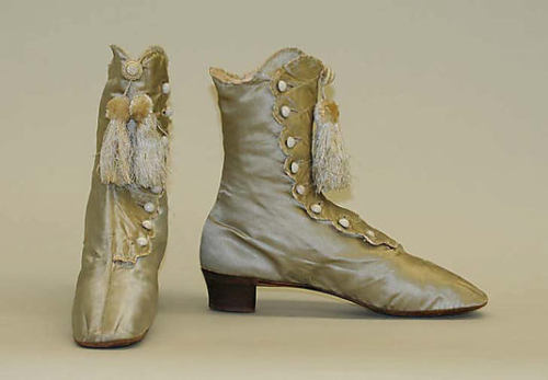 via The Metropolitan Museum of Art Wedding Shoes Posted 1 month ago