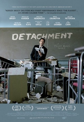 I am watching Detachment                                                  106 others are also watching                       Detachment on GetGlue.com