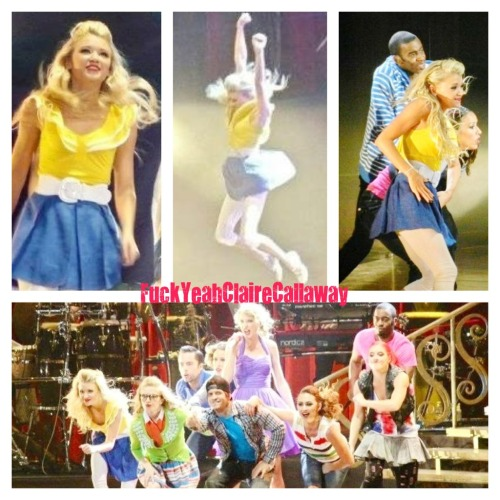 """You Belong With Me"", Speak Now Tour"