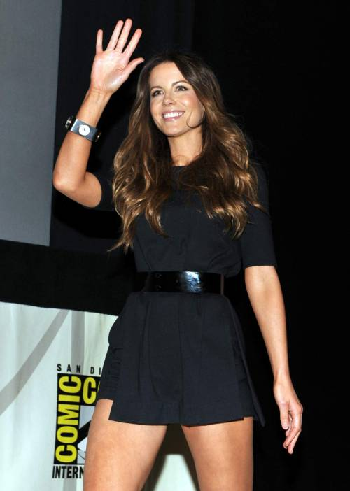 simplykatebeckinsale:  Screen Gems' Underworld 4 Panel Comic-Con 2011, 22nd July 2011.