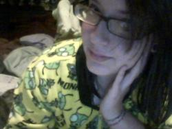 oh how I love my footie Pajamas