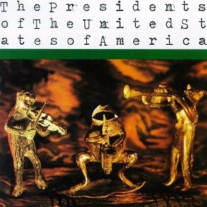 Boll Weevil - The Presidents of the United States of America
