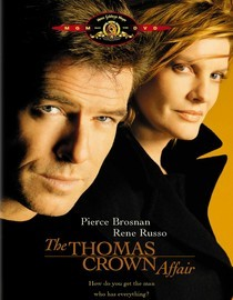 "I am watching The Thomas Crown Affair                   ""Love this version. Especially the soundtrack. Unfortunately, the actual soundtrack is only 30 minutes long. But well worth the cost anyway. As is this film.""                                Check-in to               The Thomas Crown Affair on GetGlue.com"