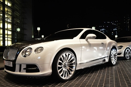 johnny-escobar:  Mansory Bentley CGT