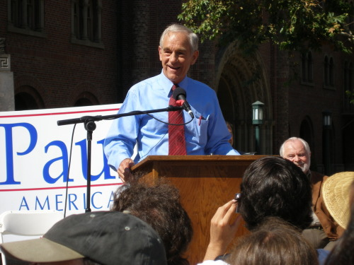 Ron Paul - University of Southern California - 09/12/07