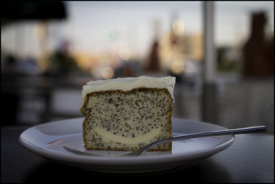 Lemon Poppy Seed Cake by TauschekT on Flickr.