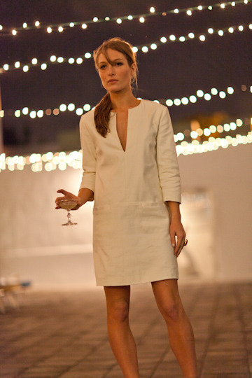 Still searching for a NY dress. Love the simplicity.