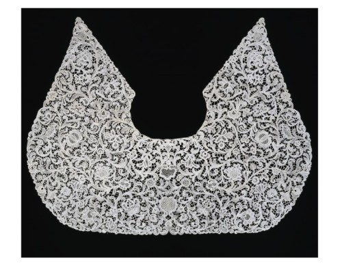 Honiton Lace Collar 1910 The Victoria & Albert Museum