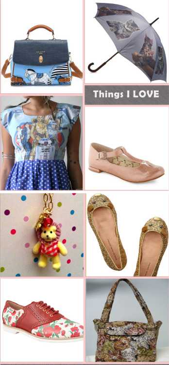 (via My Modern Vintage - Australian Vintage and Personal Style Blog: Things I Love Sunday)