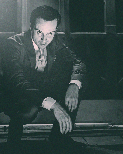 ladystormageddon:  You gotta love the Moriarty pose, because suddenly he's Mr.Sex.