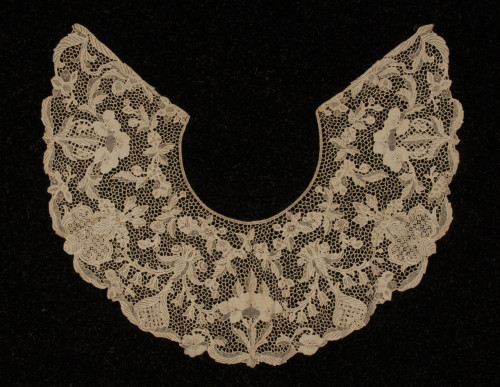 Youghal Lace Collar Whitaker Auctions