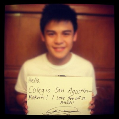 I Love #CSA . Proud to be an Augustinian! (Taken with instagram)