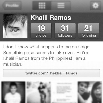 Thank you my instagram family :) (Taken with instagram)