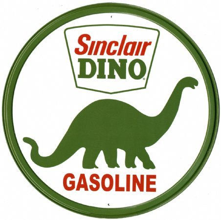 (via vintage_ads: Sinclair Dino Gasoline)