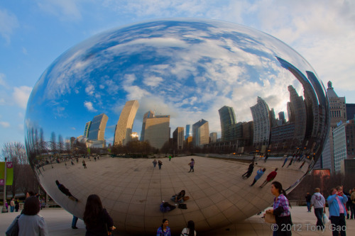 The Bean - Millennium Park - Chicago