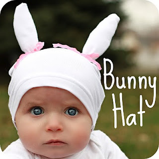 winsomethings:  tutorial: adorable bunny hat via TheRedKitchen  My children WILL wear cute animal hats like this <3 adorable!
