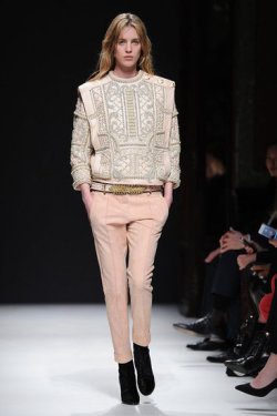 Balmain Autumn-Winter 2012 2013