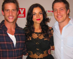 2012 TV WEEK LOGIES NOMINATIONS SPECIAL - DAN EWING, DEMI HARMAN, MELISSA BERGLAND & STEVE PEACOCKE (HOME & AWAY) The TV Week Logie Awards are the annual event that celebrate and embrace the diversity of the Australian television industry. The nominations for the 2012 Logies were announced in Sydney today and here is all of the scoop for YOUR viewing pleasure! DAN EWING NOMINATED FOR: MOST POPULAR NEW MALE TALENT DEMI HARMAN NOMINATED FOR: MOST POPULAR NEW FEMALE TALENT STEVE PEACOCKE NOMINATED FOR: MOST POPULAR NEW MALE TALENT Image Source: Yahoo!7