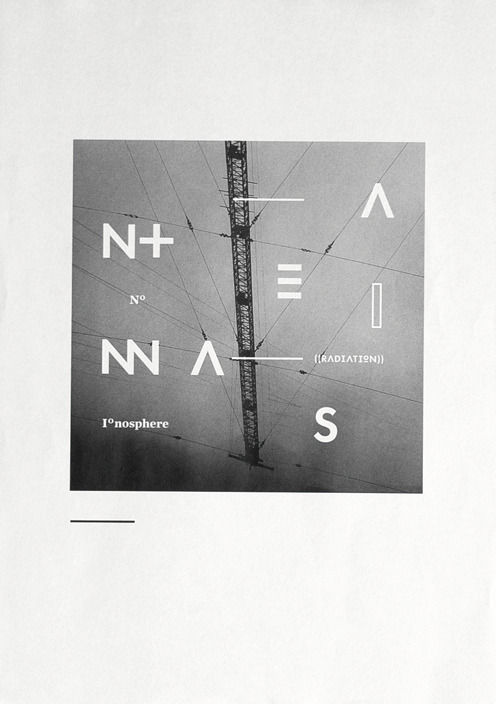 graphicporn:  (via antennas — typography - Astronaut)