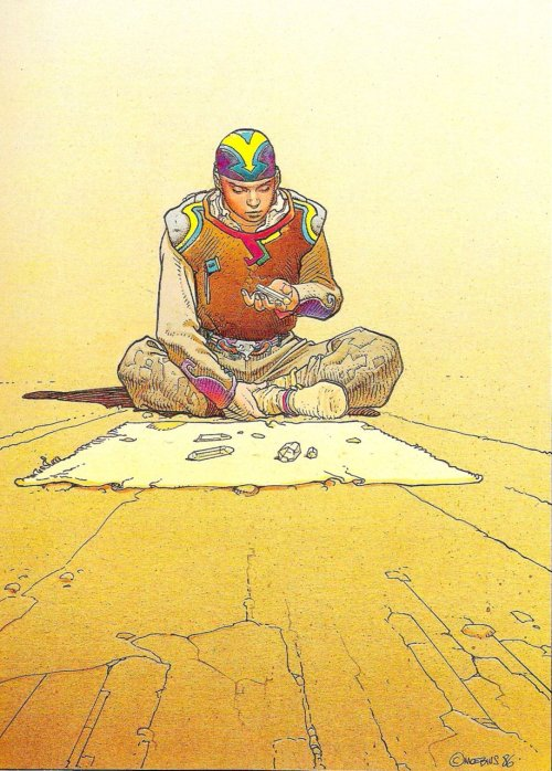 Jean Giraud aka Moebius RIP: I just found out the legendary french comic artist and writer Moebius passed away on the 10th, an enormous influence on the science fiction imagery (inspiring among others: Hayao Miyazaki, George Lucas, Ridley Scott and Luc Besson) that fired up my imagination and invigorated my childhood.