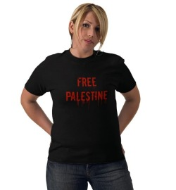 soldwork:  (via Free Palestine Shirt from Zazzle.com)