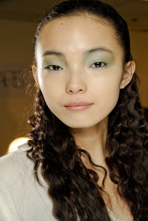Backstage @ 3.1 Phillip Lim Fall Winter 2011