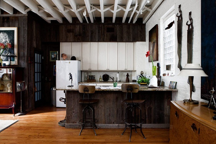 Rustic Cottagy Kitchen!