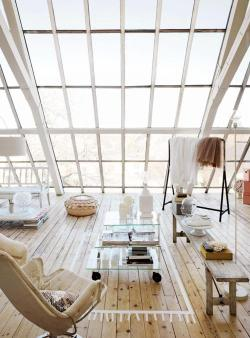 micasaessucasa:  Sunroom Design Ideas