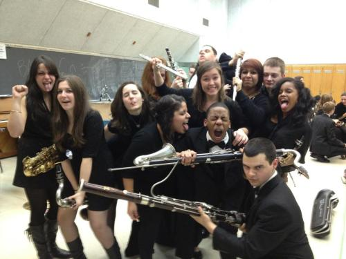 petezaman:  I love these people to death <3  Last concert! :'(!