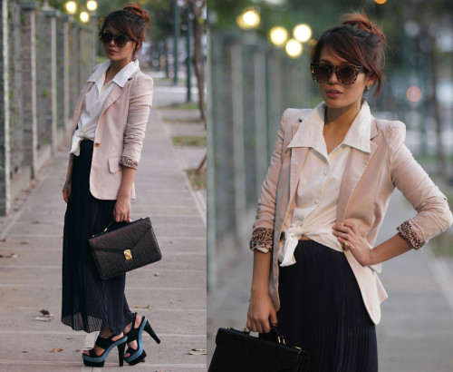 lookbookdotnu:  Ms. Uptight (by Cheyser Pedregosa)