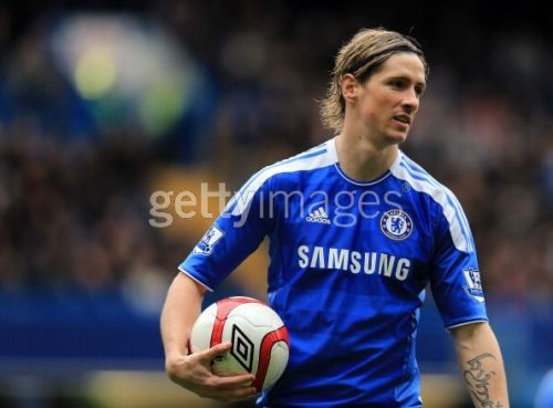 Fernando Torres, Man of The Match