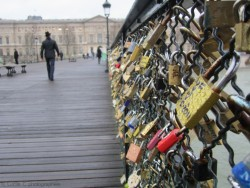 @ Pont des Arts (Paris) FRANCE