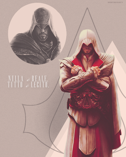 Nulla è reale, tutto è lecito. [Nothing is true, everything is permitted.]
