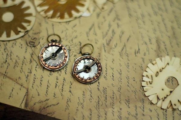 Pocketwatch pendants