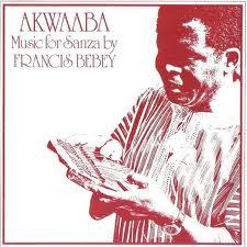 "This Akwaaba album from 1985 by Francis Bebey is a long magical Kalimba/thumb-piano jam filled with hypnotic rhythms, flutes, addictive electronic bass lines and Bebey's vocals.  Read more and download the album from ""Awesome Tapes from Africa"":  http://bit.ly/p5Wbfy"