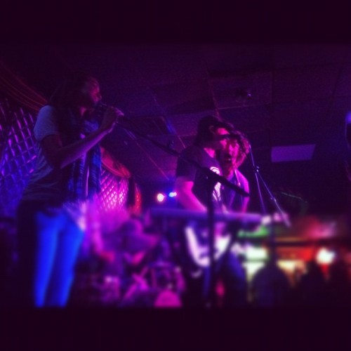 The @fishhawkmusic show last night was awesome!  (Taken with instagram)