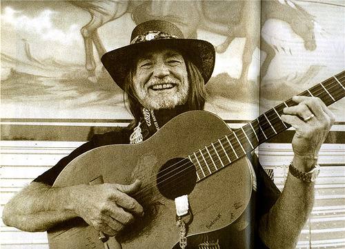 endlessme:  Willie Nelson Via stillisstillmoving