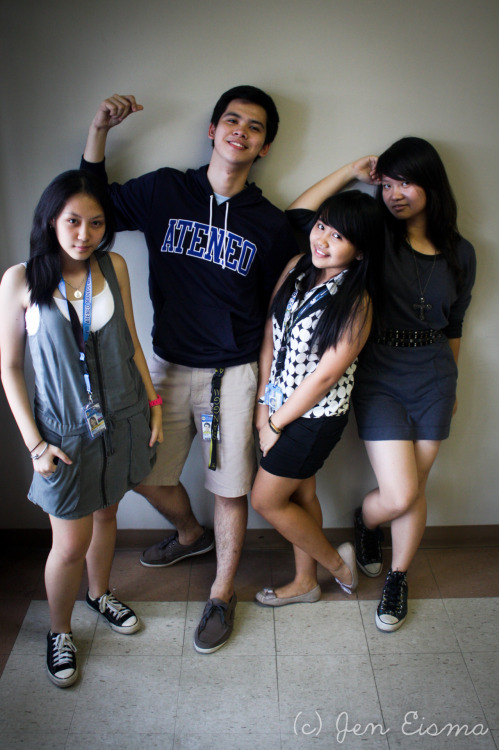Gonna miss my English Blockmates. <3 E24. See you around guys!CTC 307, AteneoHell Week 2012-March 16