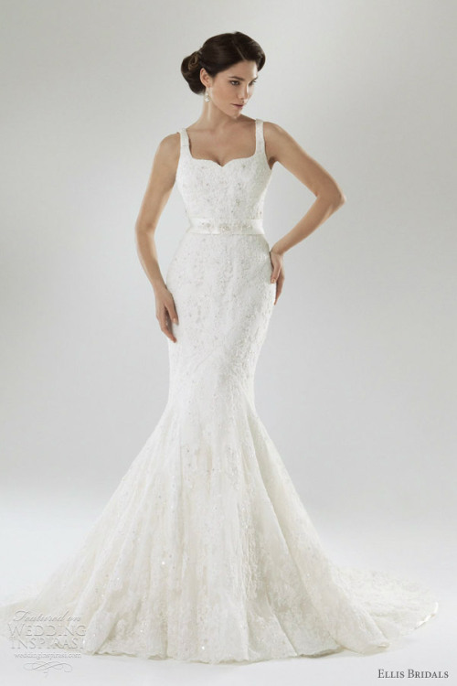 la inspiración de Ellis Bridals. The 2012 Centenary collection