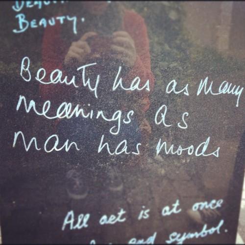 thegardenofmeghan: Oscar Wilde quote. (Taken... - Let's ...