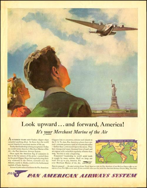 Pan Am Ad