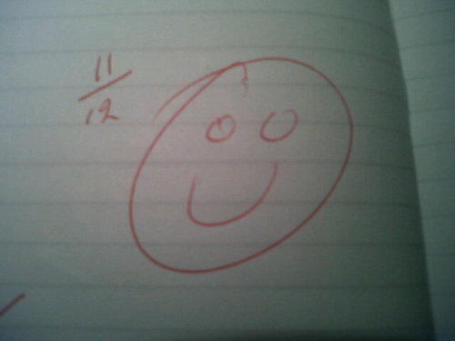 le-bootycall:  I think my Chemistry teacher is secretly Red John…  I should befriend your chemistry teacher :p