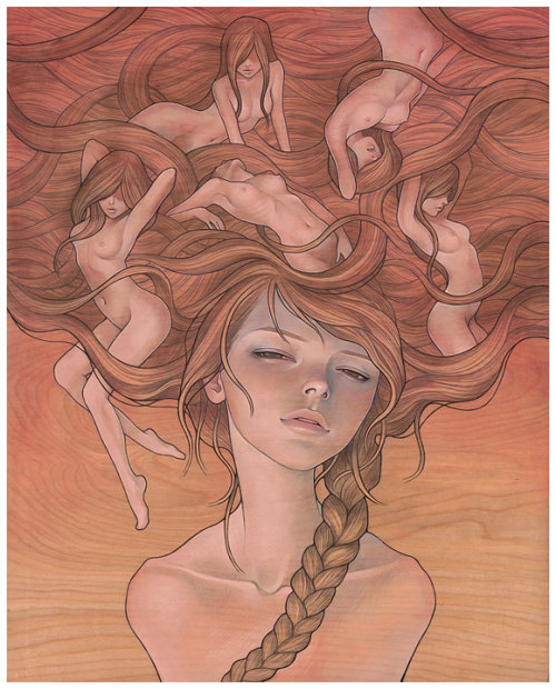 rebel6:  by Audrey Kawasaki