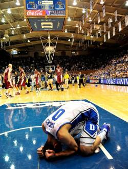 dunkofdeath:  Austin Rivers, Duke Blue Devils [Image Source: NBC Sports; Photographer: Grant Halverson/Getty Images]