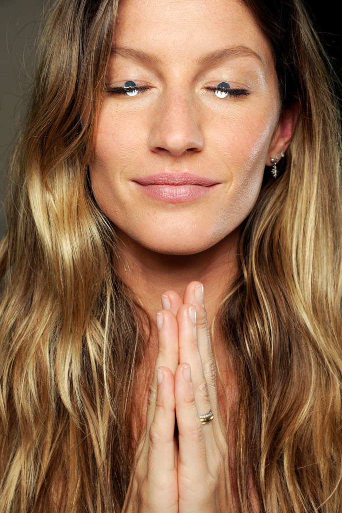 Gisele… what else?