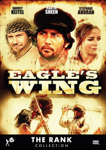 "VCI Entertainment presents 1979′s ""Eagle's Wing"" on DVD this May 15. ""Eagle's Wing"" is a British-made Western that has been compared to Stanley Kubrick's ""2001: A Space Odyssey"" due to its mythic weirdness and limited dialogue. This obscure masterpiece stars Martin Sheen (hot off his bizarre, life-changing experience of filming ""Apocalypse Now""), Harvey Keitel and Sam Waterston: http://www.cityonfire.com/eagles-wing-dvd-vci-entertainment-martin-sheen-harvey-keitel-sam-waterston/"