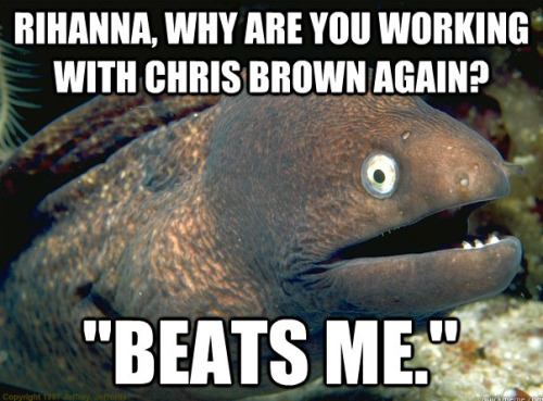 Bad joke Eel meme. Everything so FUNNY and EPIC.. there's a blog for that!