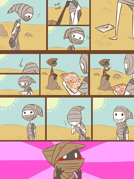 yuribabes:  adriofthedead:  YES THIS IS MY FAVORITE, GOSH this comic makes me so happy  this is super cute wow good also here's the original source