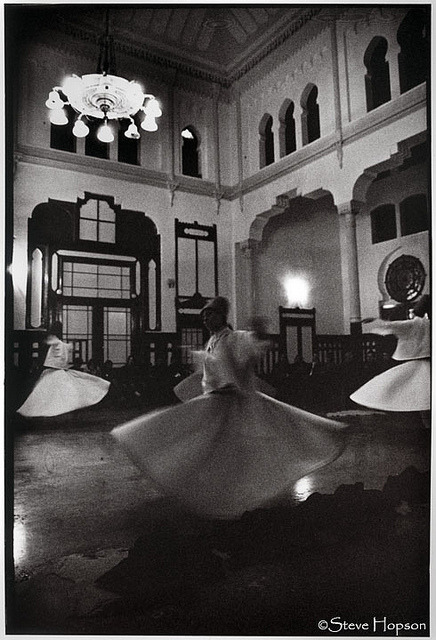 tomhiddlestonswife:  Whirling Dervishes by Steve Hopson on Flickr.